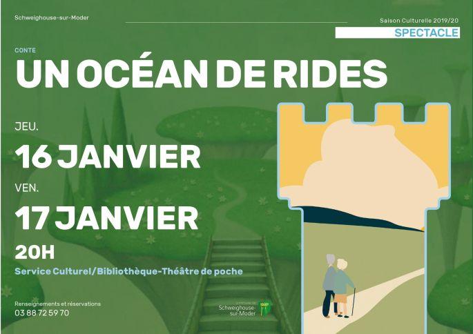 Un océan de rides