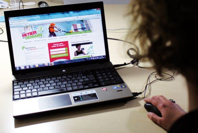 Un site web développé localement qui met en lumière les métiers d\'avenir en Alsace