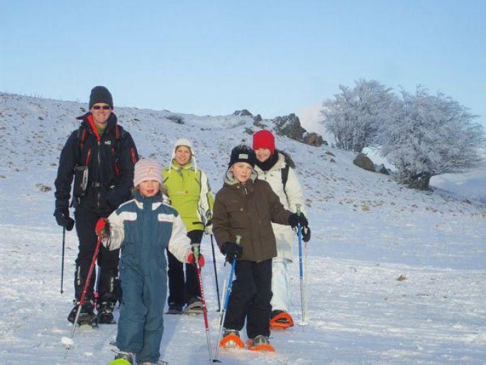 Des randonnées en nature pour toute la famille