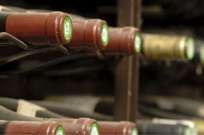 Une cave à vin décomplexée !