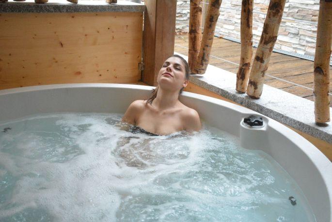Une expérience nordique au spa du Hirtz