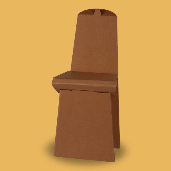 recyclage des meubles en carton pour petits budgets. Black Bedroom Furniture Sets. Home Design Ideas