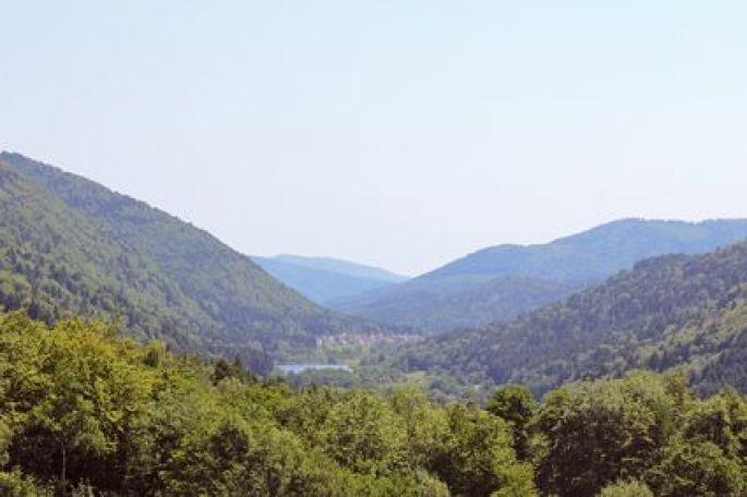 Une jolie vue sur Sewen