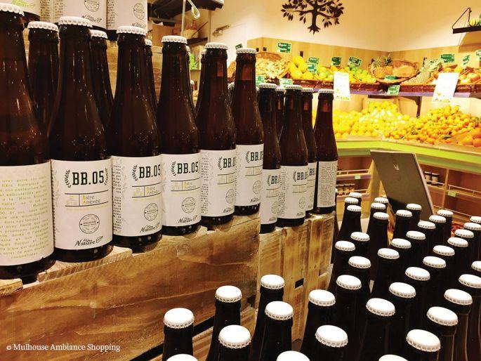 La micro-brasserie produire des bières blondes, blanchse, brunes, ambrées ou sans gluten…