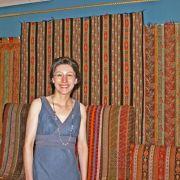 Une nouvelle conservatrice aux musées de l'Impression sur Étoffes et du Papier peint