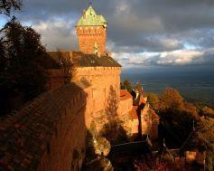 Une vie de château au Haut-Koenigsbourg