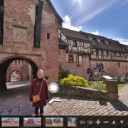 Une visite guidée virtuelle de Riquewihr !