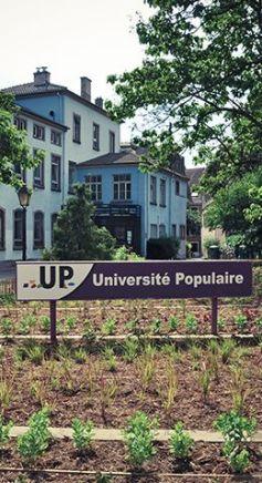 UP - Université Populaire de Mulhouse