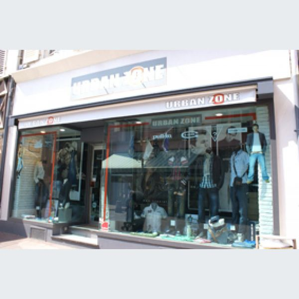Urban Zone boutique Colmar Vêtements homme