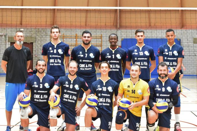 US Mulhouse Volley - USM