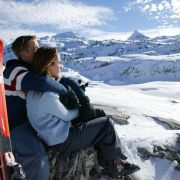 Vacances d'hiver dans les Alpes :  les plus belles stations de ski