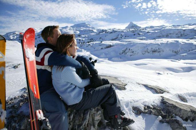 Vacances d'hiver dans les Alpes:  les plus belles stations de ski
