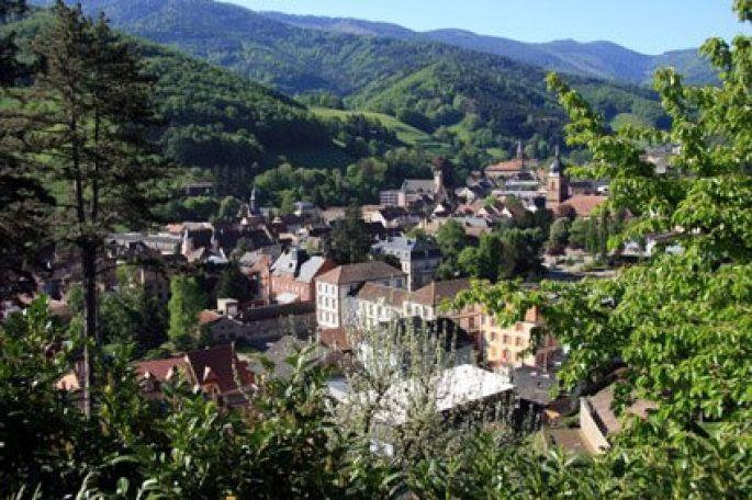 La vallée de Sainte-Marie-aux-Mines