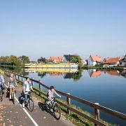 Des itinéraires à vélo pour tous les niveaux