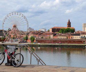 Vélotour Toulouse Occitanie 2021