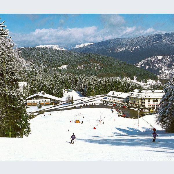 Station de ski frere joseph