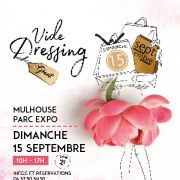 Vide dressing géant à Mulhouse