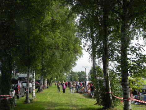 Vide grenier à Ohnenheim 2016