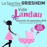 Vide Landau Griesheim Près Molsheim 2018