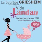 Vide Landau Griesheim Près Molsheim 2019