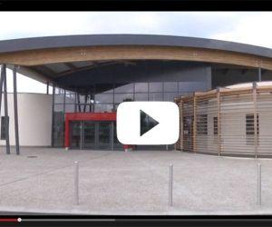 Vidéo : centre aquatique Aquarhin à Ottmarsheim