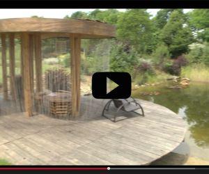 Vidéo : Les Jardins du temps à Illzach