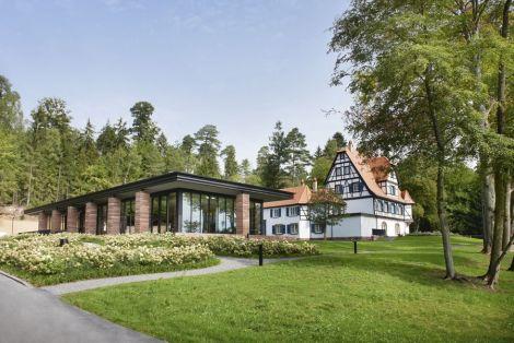 La Villa René Lalique à Wingen sur Moder