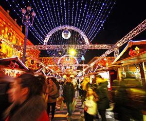 Village de Noël à Nice 2021 et programme des animations