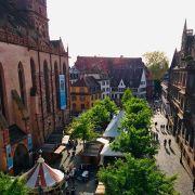 Village de Pâques à Strasbourg 2020