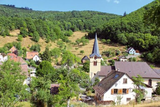 La commune de Wasserbourg