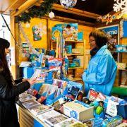Noël 2018 à Strasbourg : Le Village du Partage