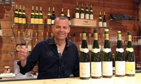 Vin d\'Alsace Gustave Lorentz