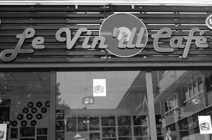 Le Vin\'Ill Café à Illkirch
