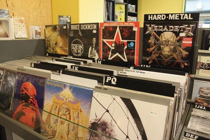Vinyle: une renaissance inattendue