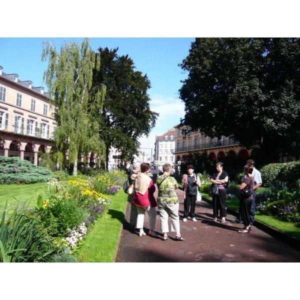 Visite de mulhouse ville d 39 art et d 39 histoire visite guid e office de tourisme et des - Mulhouse office du tourisme ...