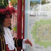 Visite guidée théâtralisée de Neuf-Brisach