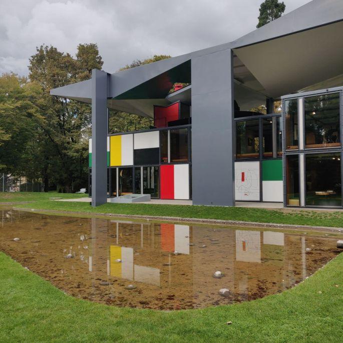 Visiter le pavillon de Le Corbusier
