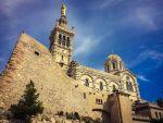 La Bonne Mère veille sur Marseille - Notre-Dame-de-la-Garde