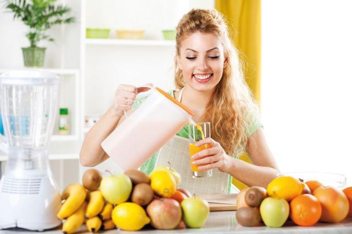 Prendre un jus d'orange pressé le matin est un bon réflexe pour avoir sa dose de vitamine C