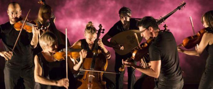 Vivaldi Piazzolla - Saisons : D\'un rivage à l\'autre