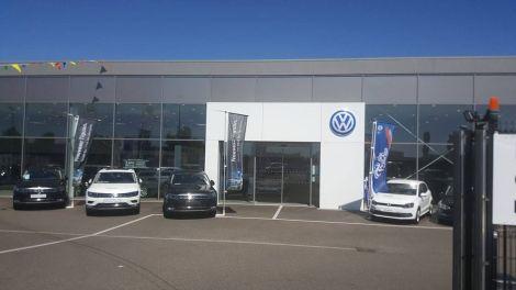 Volkswagen Strasbourg