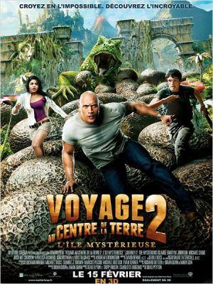 Voyage au centre de la Terre 2: L\'île mystérieuse