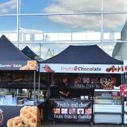 Foir'Expo: On se lèche les babines au Food Truck Park!