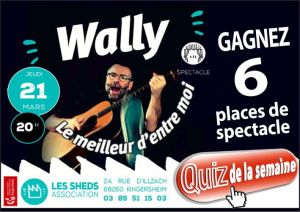 Wally aux Sheds