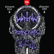 Watain + Rotting Christ + Profanatica