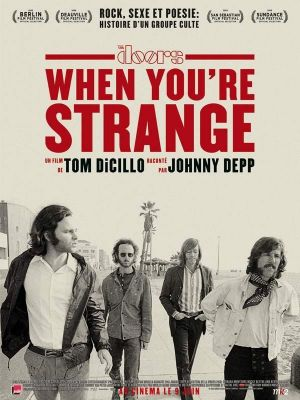 When you\'re strange