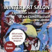 Winter Art Salon Strasbourg - Salon d\'Hiver d\'art contemporain 2018