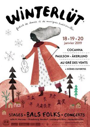 Winterlüt - Festival de danses et de musiques traditionnelles
