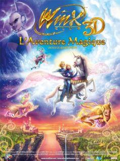Winx Club, l\'aventure magique 3D