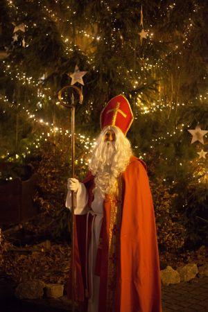Saint Nicolas est de passage à Wissembourg